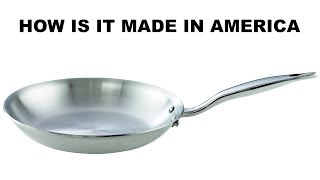 How Is Heritage Steel Cookware Made?