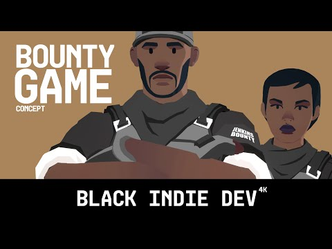 Bounty Hunting Game with Black Family by Black Indie Developer |