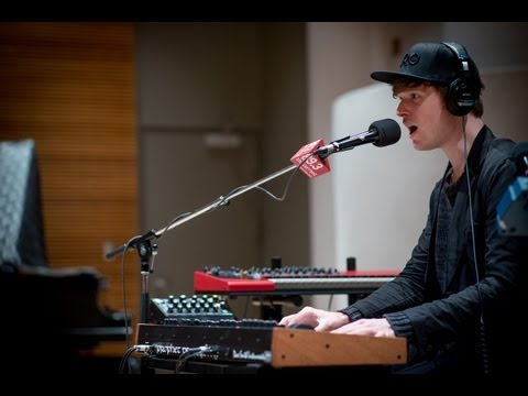 James Blake - Retrograde (Live on 89.3 The Current)