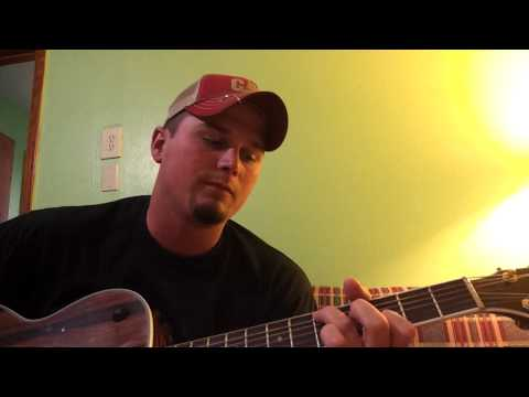 Eric Church country music Jesus guitar lesson