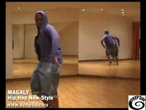 MAGALY Hip Hop New Style (www.deeepside.eu)