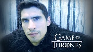 ASMR Game of Thrones Quotes With Layered Sounds Tapping Brushing