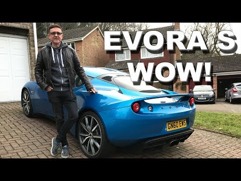 NEW CAR | 2011 LOTUS EVORA S | FIRST IMPRESSIONS | REVIEW