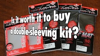 MTG - Is it worth it to buy a double-sleeving kit? Protect your Magic: The Gathering cards!