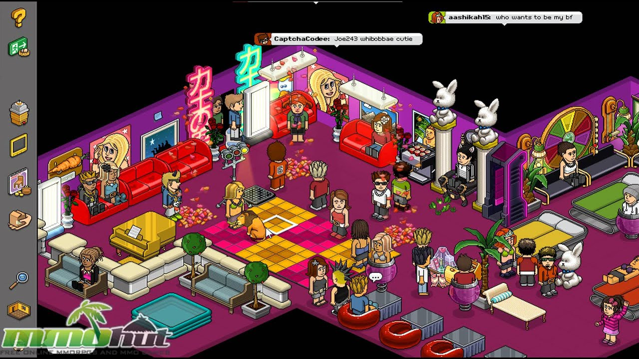 habbo gameplay first look hd youtube
