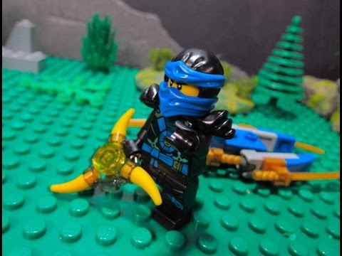 LEGO Ninjago Curse of Morro EPISODE 1 - Ghost Chase! - YouTube