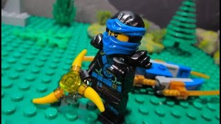 LEGO Ninjago Curse of Morro EPISODE 1 - Ghost Chase!