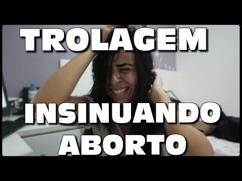 ESTOU GRAVIDA E VOU ABORTAR - Irmãs Trolls Pithon