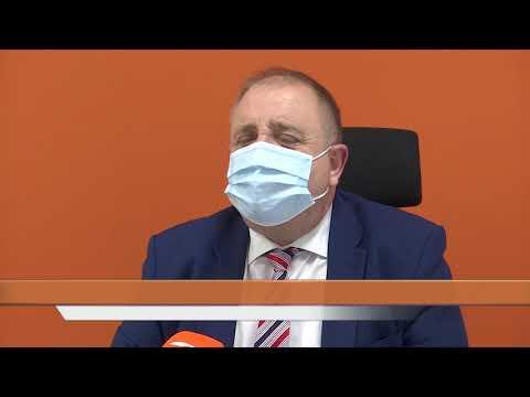 Así afectó la pandemia al cambio de lugar de dos empresas en Ourense