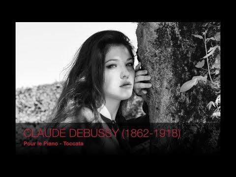 C.Debussy: Toccata (Pour le Piano) | Live 2012, Margherita Santi