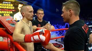 "Gregor Kek vs Azdren Krasniqi - W5 ""Legends Collide"""