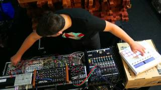 Florian Meindl performing Ejeca Remix 2015