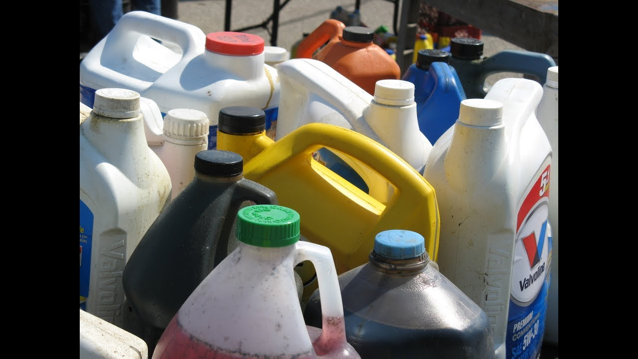 Household Hazardous Waste - Porter County Recycling & Waste Reduction