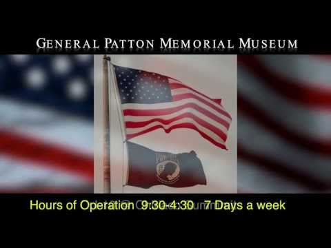George Patton Memorial Museum California