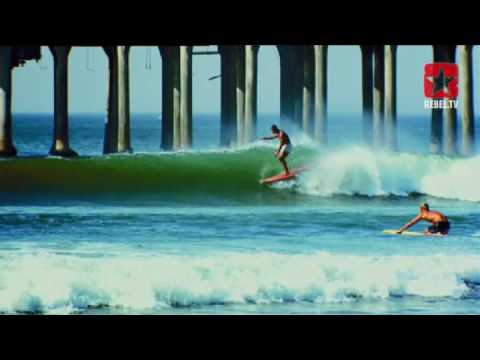 50 Years At Huntington Beach Pier - Califorina's Surfing History