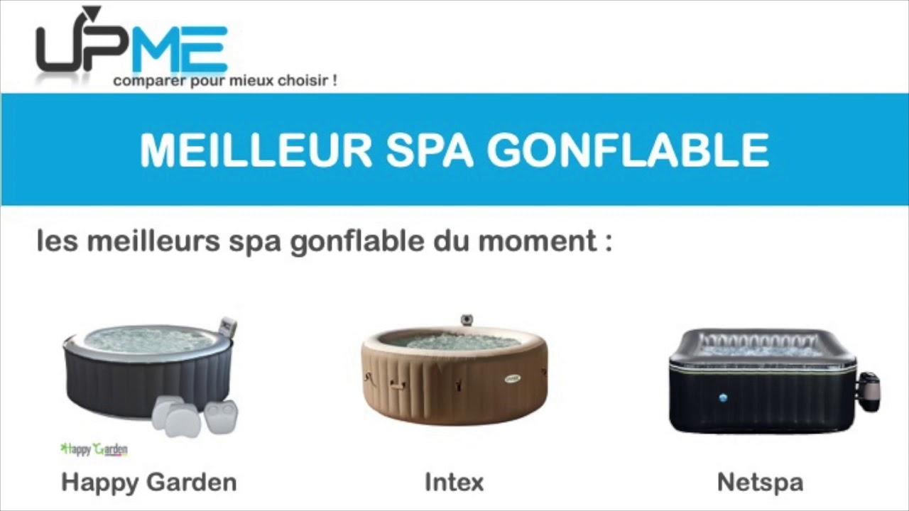 Jacuzzi Gonflable Exterieur Pas Cher meilleur spa gonflable : le comparatif upme.fr