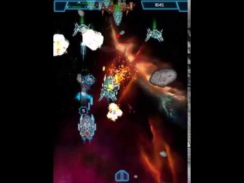 The Last Squadron - Battle for the Solar System * Space Shooter for iPhone/iPad * Preview for iPad
