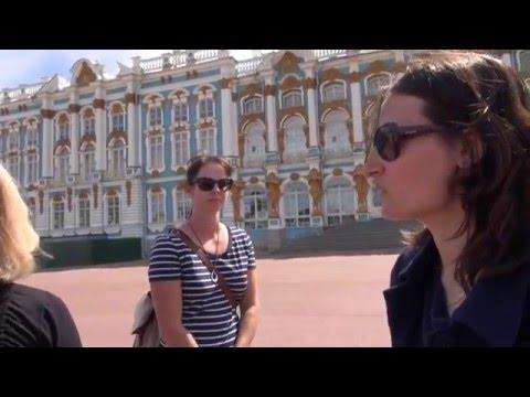 Present! - Catherine Palace (Tsarskoye Selo)