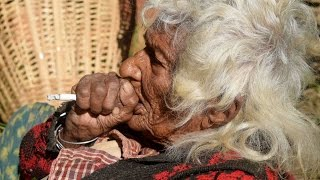 Centenarian in Nepal may be one of the oldest women in the world