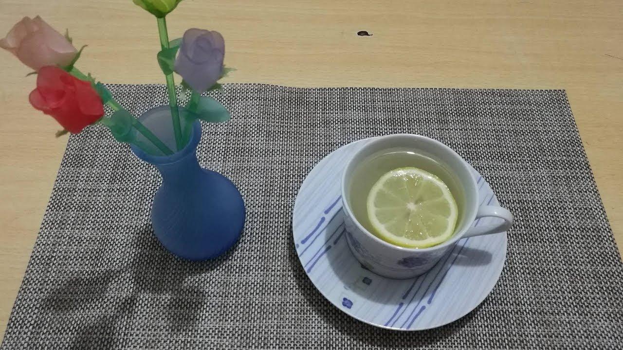 檸檬薏米水 ~ 美容潤膚佳品! - YouTube