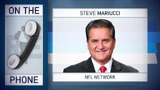 NFL Network's Steve Mariucci Talks Lions, Refs, Rosen & More w/Rich Eisen | Full Interview | 9/24/18