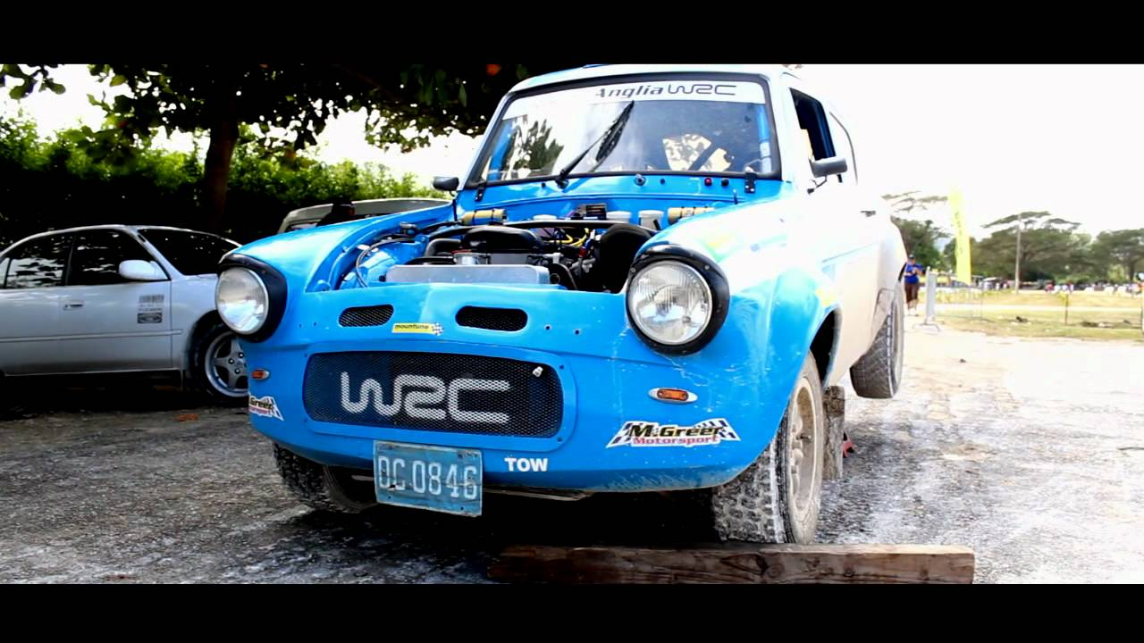 & Allan Mackay Ford Anglia Goes to Rally Jamaica 2011 - YouTube markmcfarlin.com