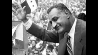"""بالفيديو  من ميدان المنشية.. """"ناصر"""" يؤمم قناة السويس"""