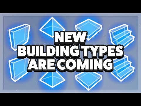 A New Building Type is Coming.. (Smart Builds)
