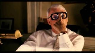 Pink Panther Movie Glasses Scene