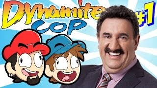 EXAME DE DNA DO RATINHO THE GAME! - Dynamite Cop #01