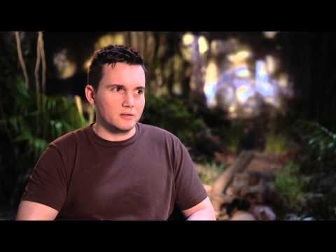 Jurassic World Writer Official Movie Interview - Derek Connolly