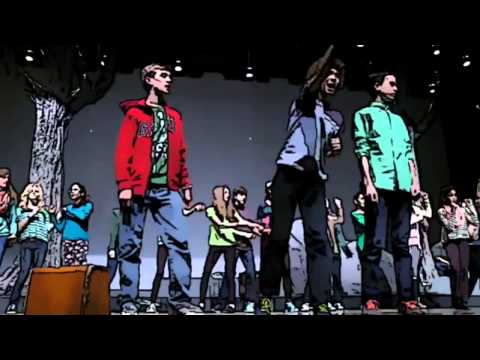 Brownell Middle School presents Shrek the Musical 18Mar15