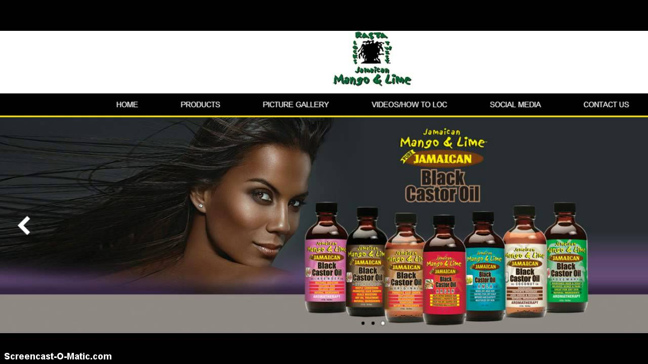 Jamaican Mango Amp Lime Black Castor Oil Testimonial YouTube