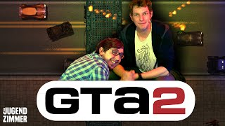 Grand Theft Auto 2 - Kill Frenzy im Downtown District | Jugendzimmer