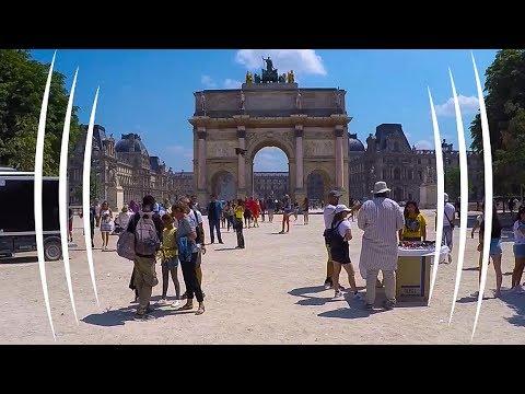 A Summer Walk in Paris - The Sound Traveler