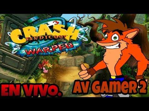Crash Bandicoot 3 Warped 2 Y Juegos Random Youtube