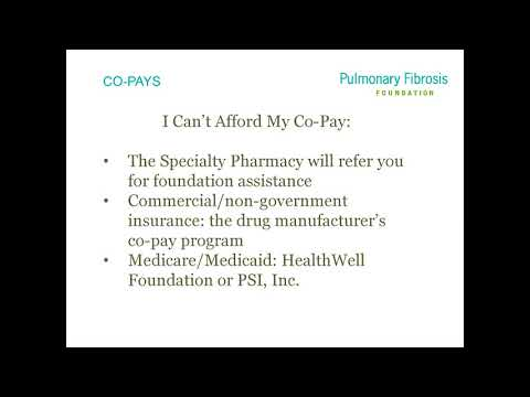 Patient Assistance Programs for Approved Therapies