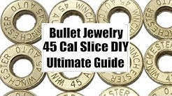 45 Caliber Bullet Jewelry Slices Ultimate Guide