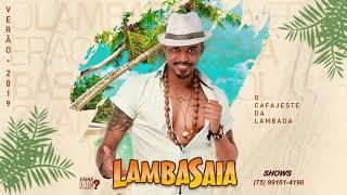 Lambasaia - Bundada no chão