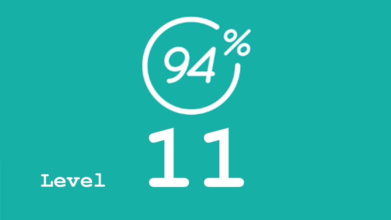 94 prozent level 5