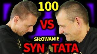 Adam vs Tata #100 SIŁOWANIE NA RĘKĘ! (SETNY ODCINEK!)