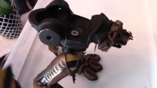 Iron Warriors Armorcast Chaos Warhound conversion WIP