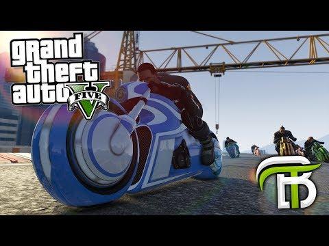 THE $3,000,000 FLYING MOTORCYCLE IN GTA ONLINE | GTA 5 Online #2