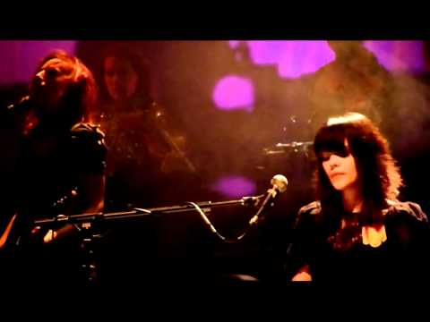 Bat For Lashes - Siren Song - Live @ Cardiff
