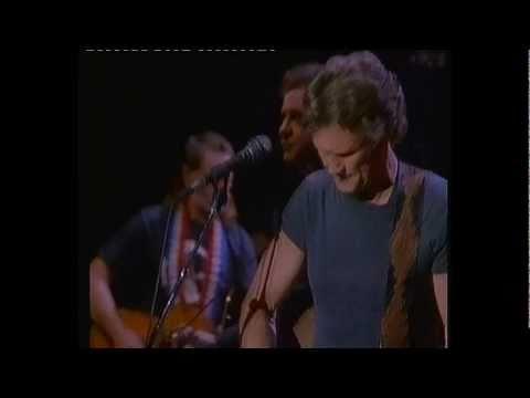 The Highwaymen - Kris Kristofferson - They killed him (live at Nassau Coliseum, 1990)