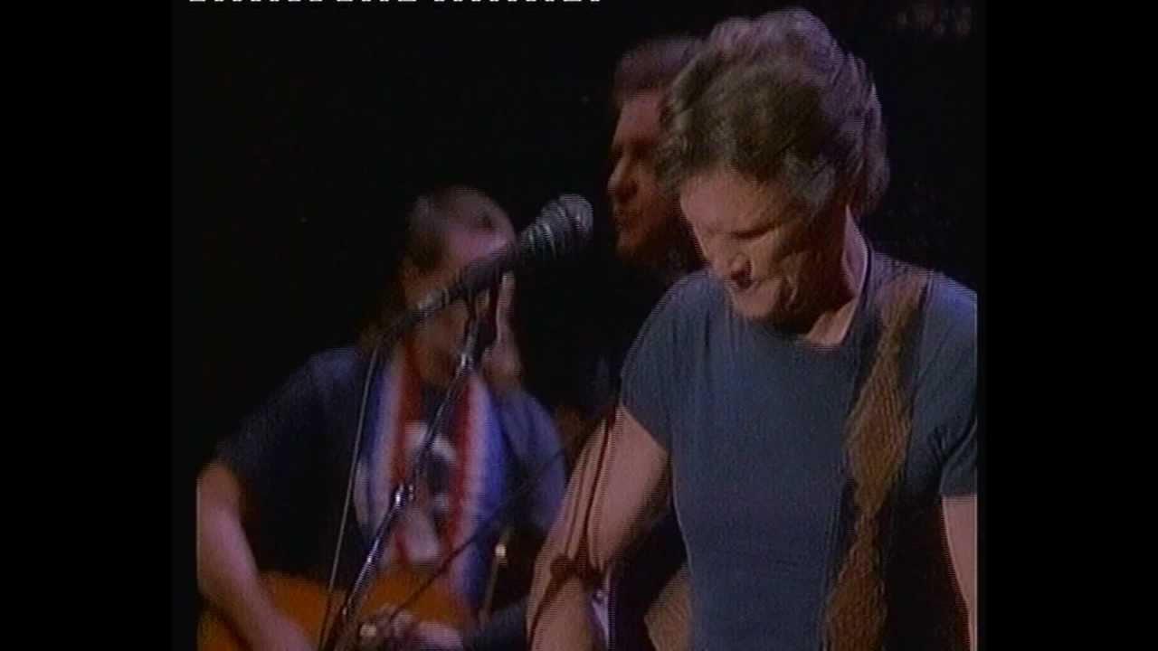 Kris Kristofferson - They killed him (The Highwaymen live ...