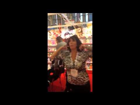 Photobomb Mom  Amsterdam