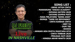 Download lagu DJ FREDY FR ENTERTAINTMENT LIVE IN NASHVILLE #15