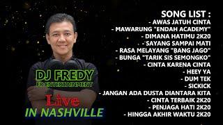 "Download DJ FREDY FR ENTERTAINTMENT LIVE IN NASHVILLE #15 ""BreakBeatBorneo"""