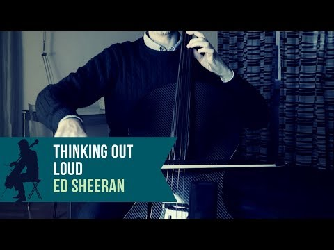 Ed Sheeran - Thinking Out Loud for cello and piano (COVER)